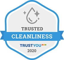 The Trusted Cleanliness badge